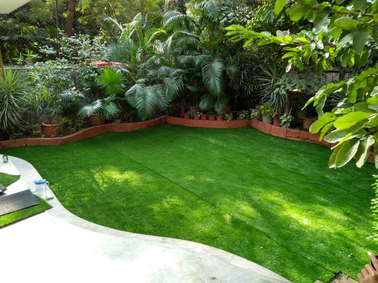 Sopan Baugh Pune Artificial Grass